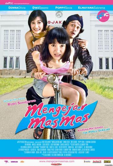 indonesia  movie Mengejar